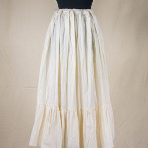 Ruffled Petticoats