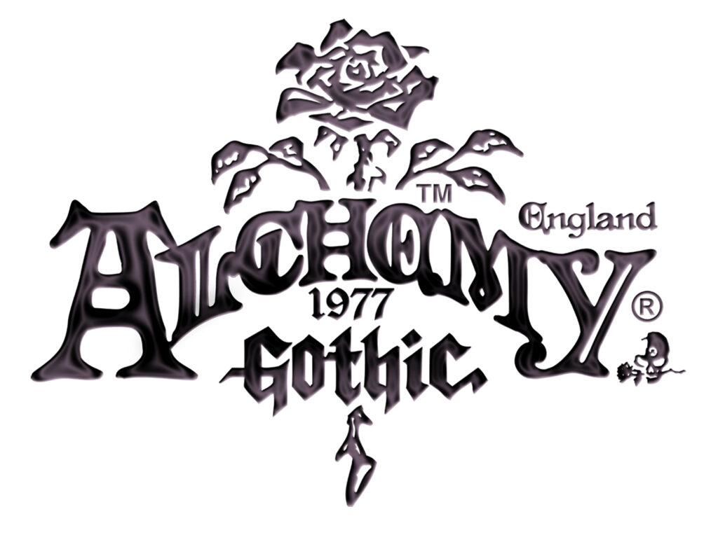 Gothic fine pewter jewelry by Alchemy of England
